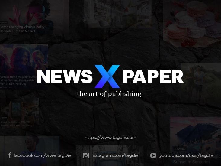 国外高级杂志主题Newspaper 10.1 原版下载 包含完整插件